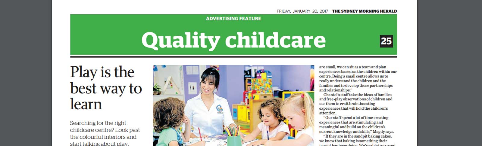Quality Childcare